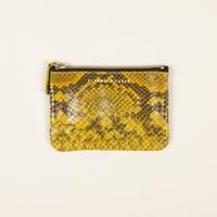 Porte Monnaie S Star Reptile Lemon