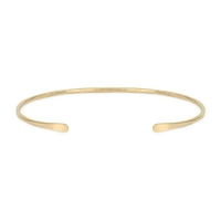 Bracelet Jonc Simple Salomé Or