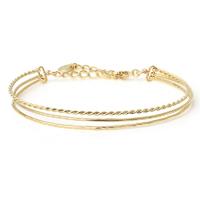 Bracelet Jonc Arizona Or