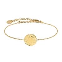 Bracelet Louis Cristal Or