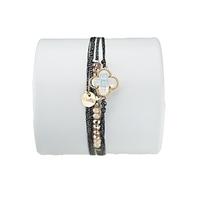 Bracelet Clover Lune