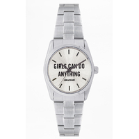 Montre Zadig & Voltaire Girls Can Do Anything Argent / Silver
