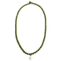 Collier Vert Etoile