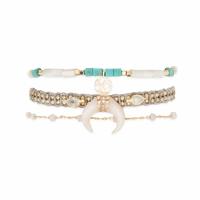 Bracelet / Manchette Teepee White