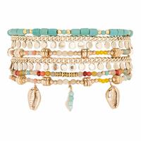 Bracelet / Manchette Appolon Turquoise