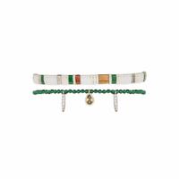 Bracelet Vaiana Green
