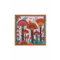 Foulard Palmito Mini Pink Wild