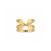 Bague Brooklyn Gold