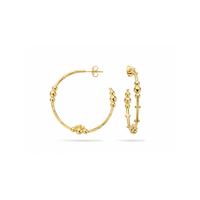 Boucles d'Oreilles Samula Gold
