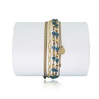 Bracelet Jivana Bleu