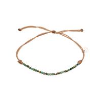 Bracelet Huahine Turquoise Hematite Mini