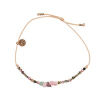 Bracelet Tourmaline Eclats Hématite