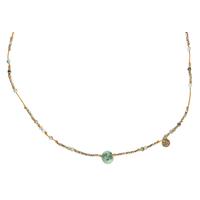 Ras de cou - Collier Huahine Turquoise, Hematite