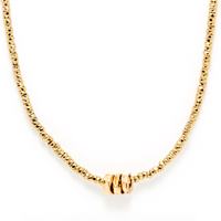 Collier Sublime Or Super Stone Gold