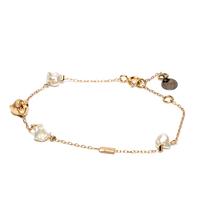 Bracelet Chaine Perle d'Eau Multi