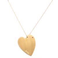 Collier Lov Coeur Nude Gold M