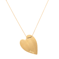 Collier Lov Coeur Nude Gold XL
