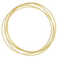 Bracelets - Joncs Semainier Gold Morocco