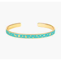Bracelet Lucy Turquoise Or