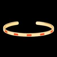 Bracelet Tempo Tangerine/ Orange Or