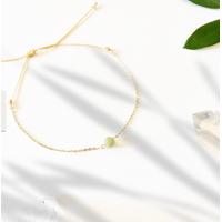 Bracelet Chaine Gold Jade