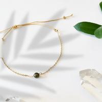Bracelet Chaine Gold Pyrite