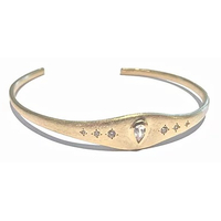 Bracelet - Jonc Diva Or