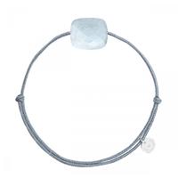Bracelet Cordon Oversize Oeil de Chat