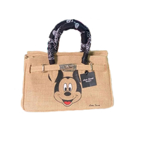 Sac Mini Mickey Mouse Noir