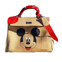 Sac 24H Mickey Mouse Rouge
