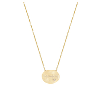 Collier - Ras de cou Lively Gold