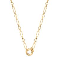 Collier - Bracelet Triple Pietra Gold