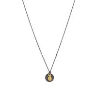 Collier Médaille Pépite Or