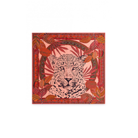 Foulard Mini Jaguar Blush