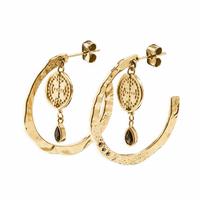 Boucles d'Oreilles Desiderada Gold
