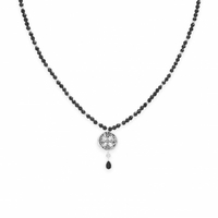 Collier Penelope Silver