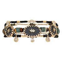 Bracelet Sherpa Black / Noir