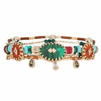 Bracelet Sherpa Green / Vert