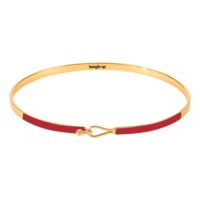 Bracelet Lily Rouge