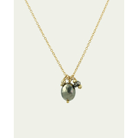 Collier Janis Pyrite
