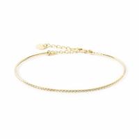Bracelet Jonc Chloé Simple Gold