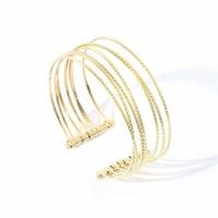 Bracelet Manchette Chloé Gold
