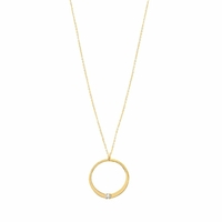 Collier Pure Gold Cristal