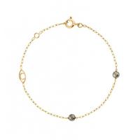 Bracelet Massilia Pyrite Or