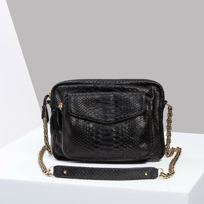 sac-bandouliere-python-big-charly-noir-chaine-or (2)