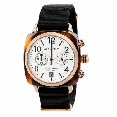 17140.PRA.T.2.NB_clubmaster-classic-acetate-chronographe-gold-cadran-blanc-et-or-rose