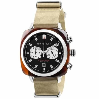 17142.SA.TS.1.NK_clubmaster-sport-acetate-chronographe-ecaille-de-tortue-cadran-noir-nato