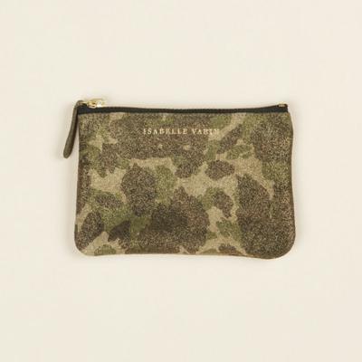 isabelle-varin-porte-monnaie-star-camouflage-kaki