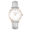 Minuit, Grey, Rose Gold/White