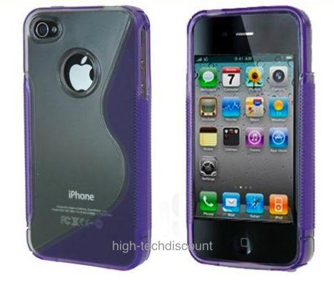 iphone 4 coque silicone
